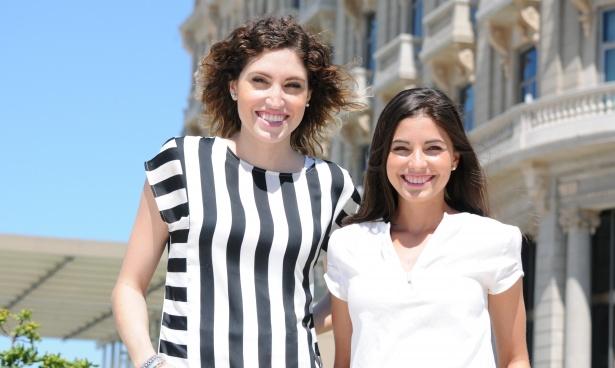 Agustina Sartori y Carolina Bañales