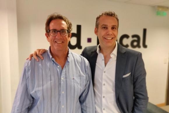 Sergio Fogel y Andrés Bzurovsky