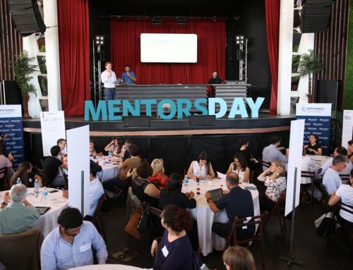 Mentors Day, una tarde donde emprendedores pudieron conversar con expertos sobre su emprendimiento