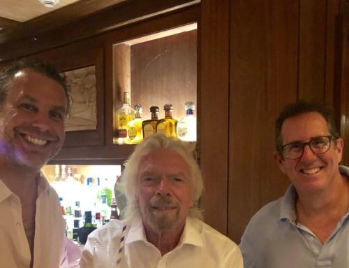Emprendedores Endeavor uruguayos participaron de un evento de la red junto a Richard Branson
