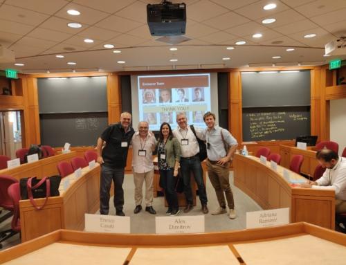 Emprendedores Endeavor en INSEAD Singapore, Harvard y Stanford