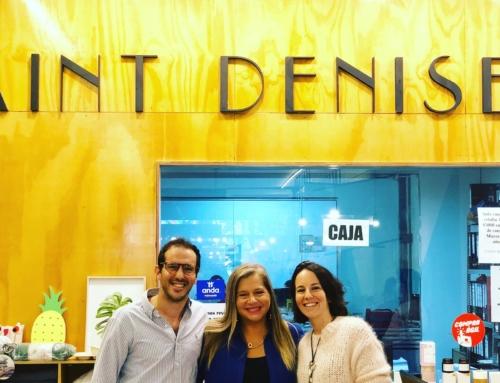 Vanesa Joyas y Saint Denise realizan una alianza estratégica luego de una mentoría de Endeavor