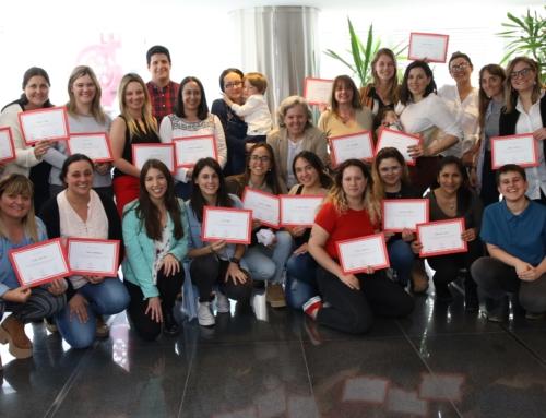 Mujeres empoderadas: termina la tercera edición del programa Emprendemos Juntas