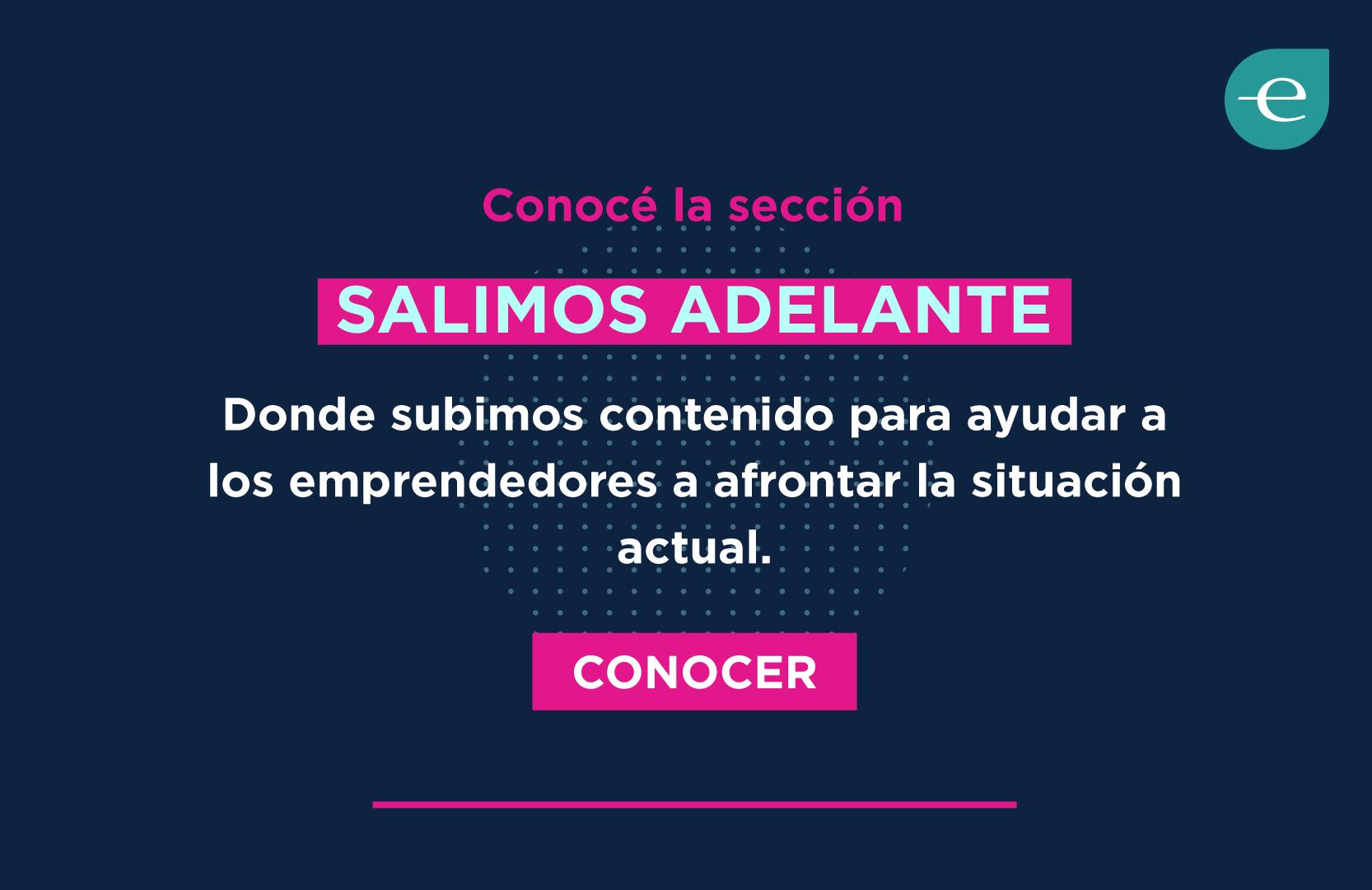SALIMOS ADELANTE